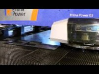 E Series Punching Machine Video