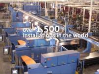Platino Flat Cutting Machine Video