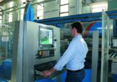Operator at EBe desk
