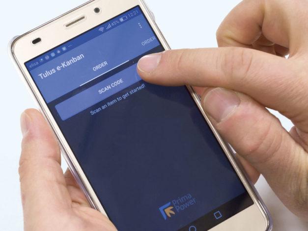 e-Kanban-start-screen